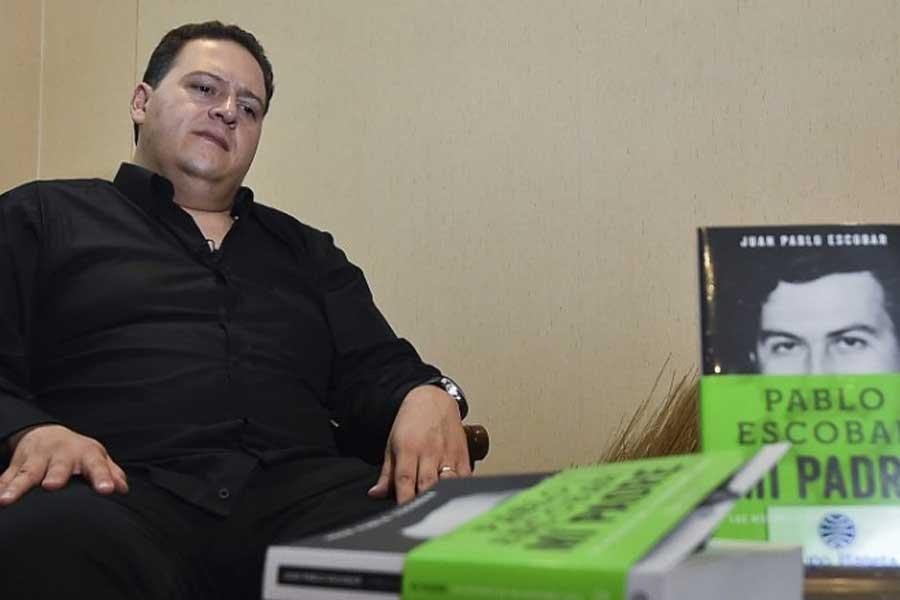 Pablo Escobar'ın oğlu: Babam böyle biri değildi