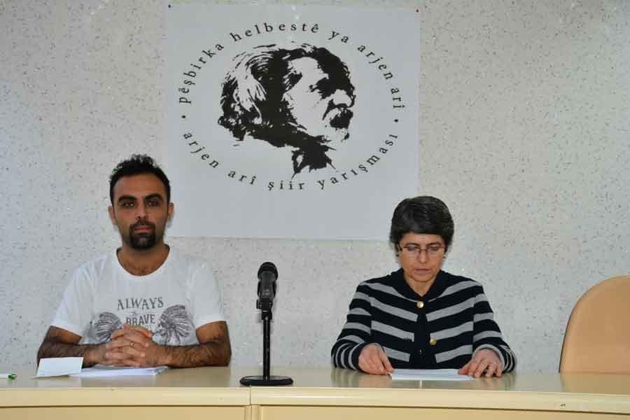 Arjen Arî şiir yarışmasının başvuruları başladı