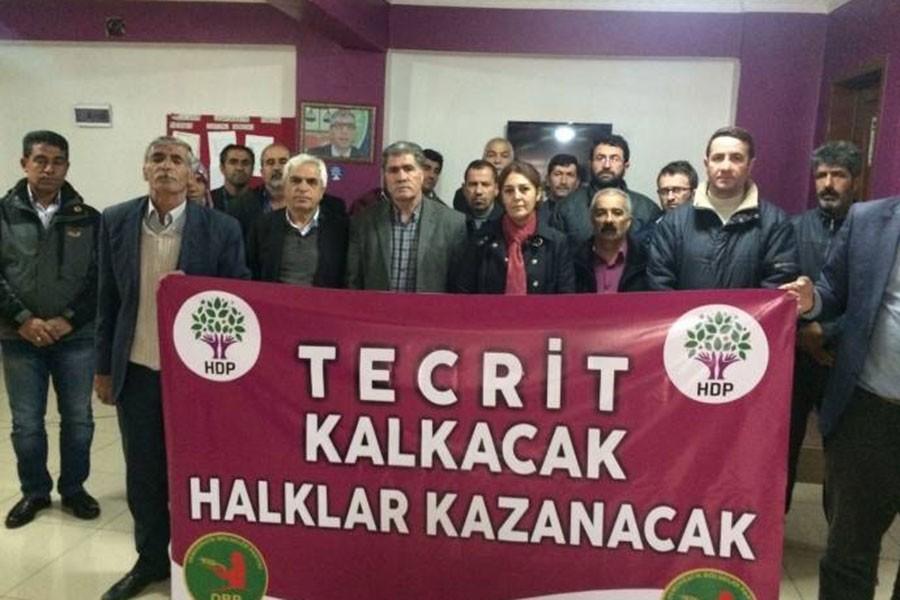 HDP ve DBP'den Uluslararası örgütlere Öcalan çağrısı