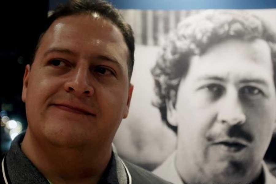Escobar'ın eşi ve oğluna kara para aklama soruşturması