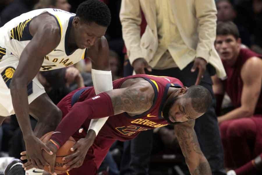 NBA'de Cleveland Cavaliers üst üste 4. yenilgisini aldı