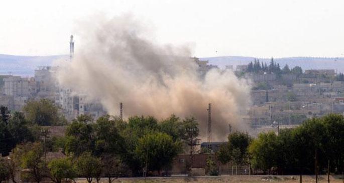 IŞİD'in sınır kapısına saldırıları boşa çıkartıldı