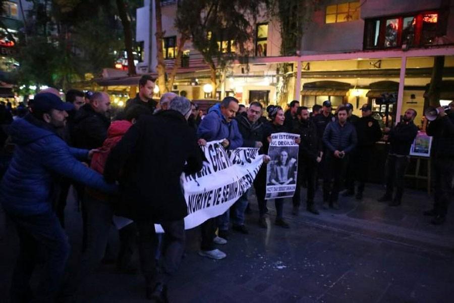 Yüksel eylemcilerine şimdi de para cezası