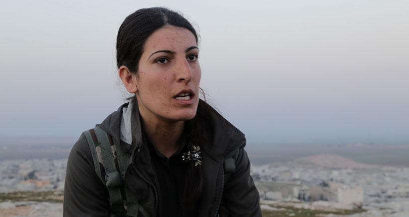 YPJ'li Avaşin: IŞİD kuşatmasını zılgıtlarımızla kırdık