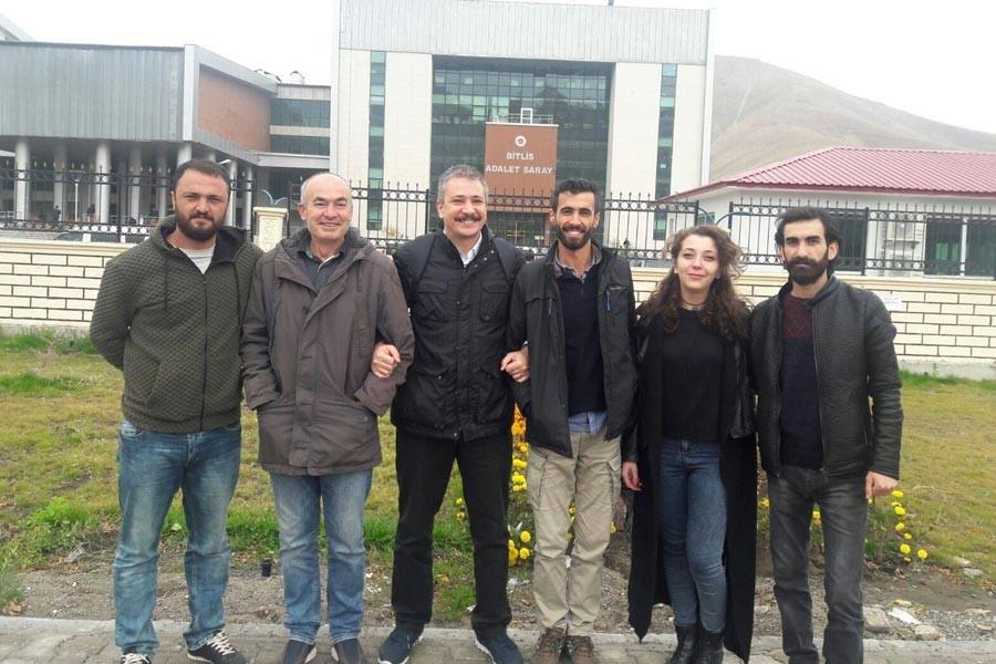 Alp Altınörs: Yargılandığımız dava bir kumpastır