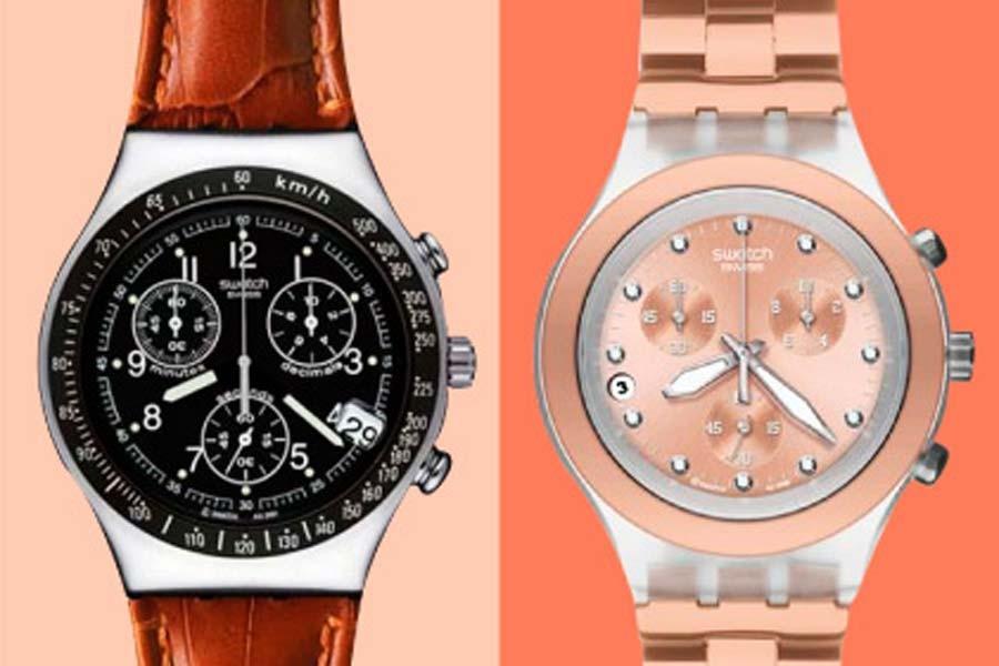 Şık ve modern erkek saatleri Moda Saat'te!
