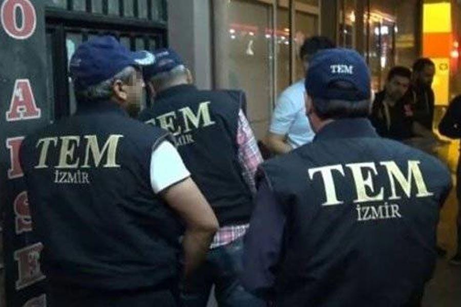 İzmir'de gözaltına alınanların sayısı 21'e yükseldi