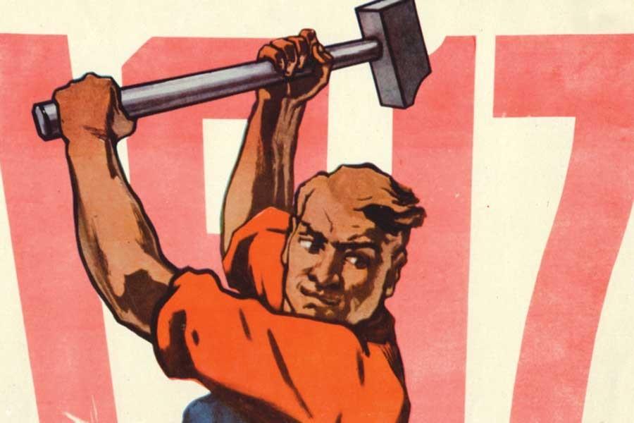 Gıda işçisi yazdı: Ekim Devrimi'ni yeni öğrendim