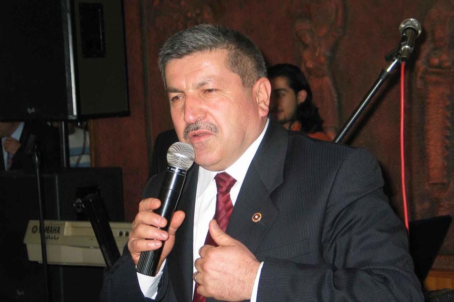 AKP Aydın İl Başkanı Ahmet Ertürk oldu