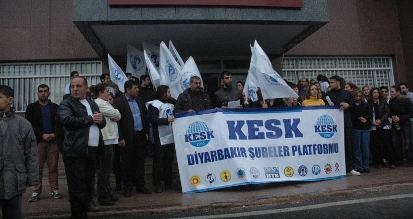 Diyarbakır'da sağlık emekçilerine sürgün furyası