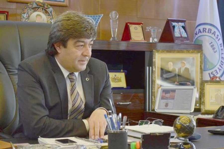 Pınarbaşı'nın Belediye Başkanı MHP'den istifa etti