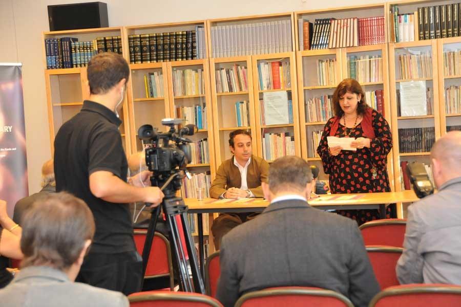 İsveç Kürt Kütüphanesi 20 yaşında