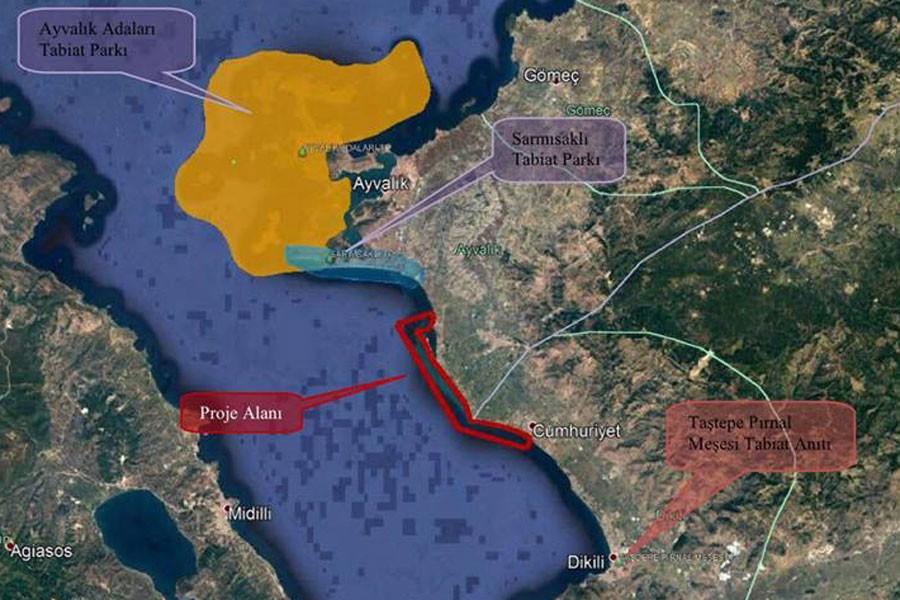 'Altınova denizinden demir değil altın çıkaracaklar!'