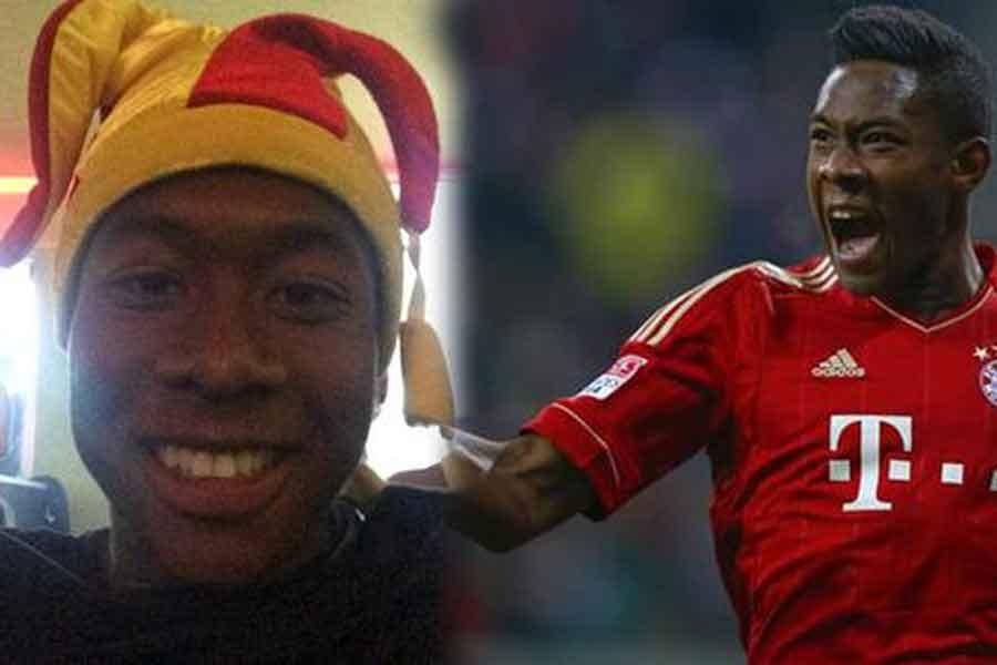 Bayern Münih'in yıldızı Alaba: Galatasaraylı olarak büyüdüm