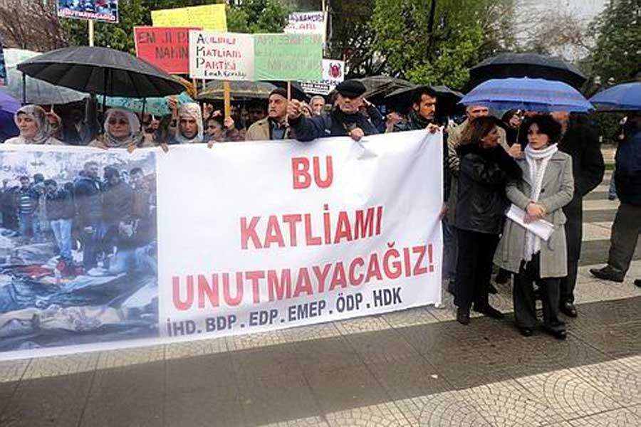 Yargıtay 'Katil Erdoğan' sloganı için ceza istedi