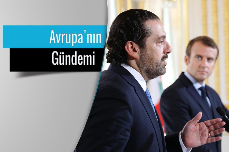 AVRUPA'NIN GÜNDEMİ