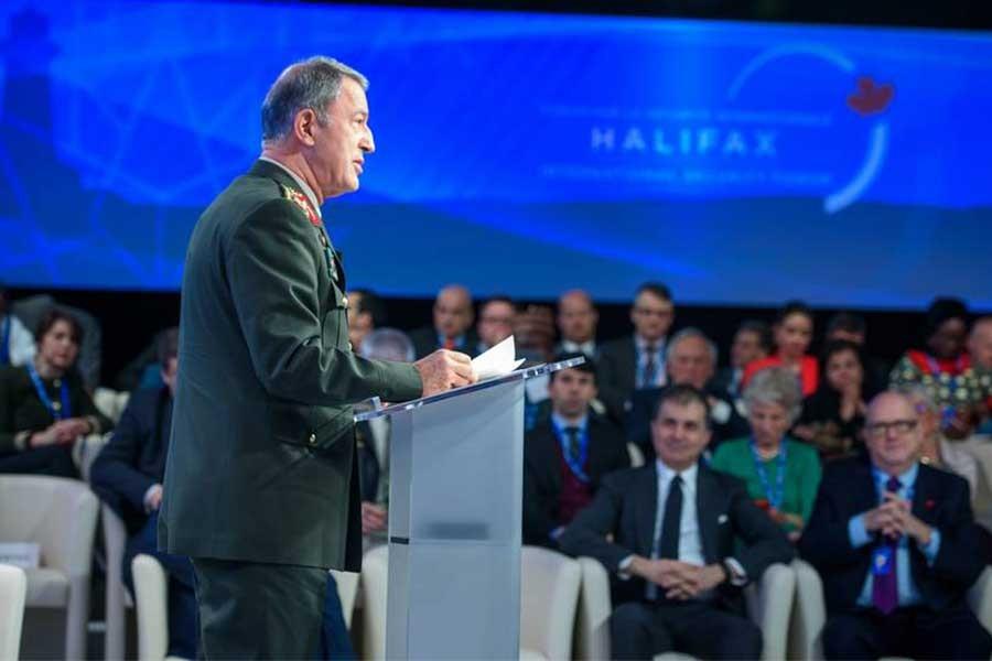 Genelkurmay Başkanı Akar 'NATO'ya sahip çıktı