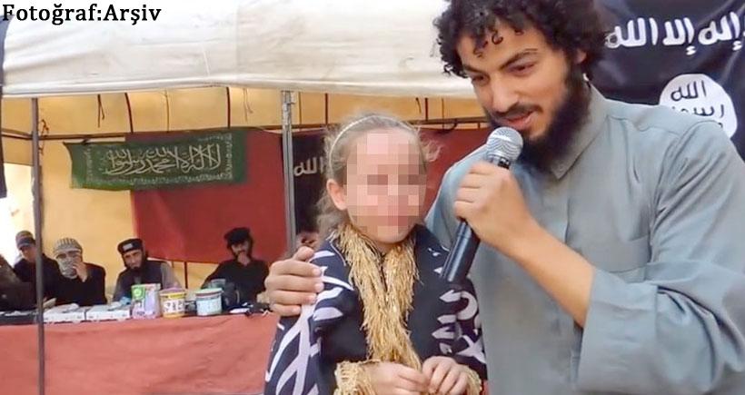 IŞİD'e göre '9 yaşında kız çocuğunun evlenmesinde sorun yok'