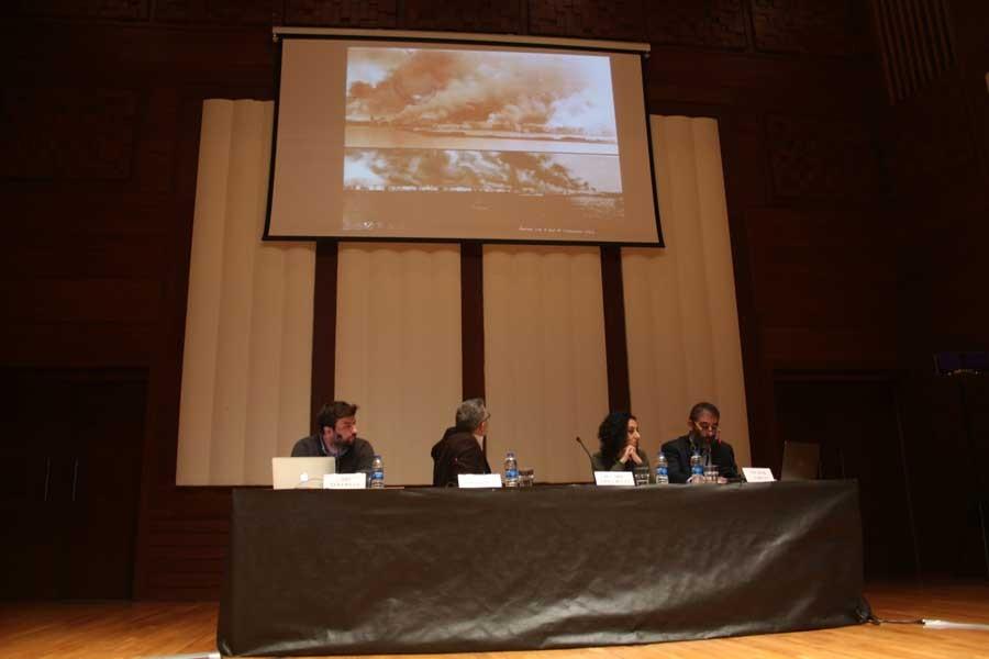 İzmir ve Çevresi Konferansı ikinci gününde