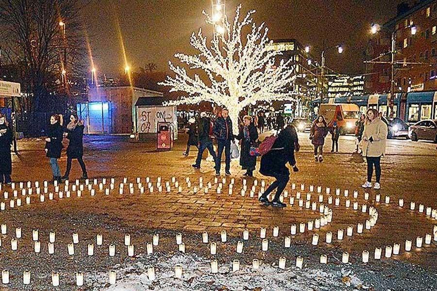 İsveç'te 'Kadına şiddetin önlenmesi' zorunlu ders olacak