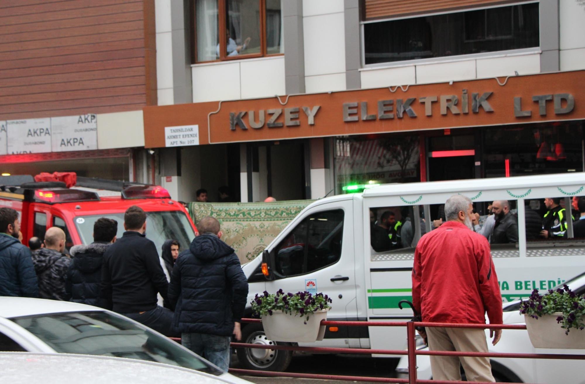 Yalova'da asansör faciası: 2 işçi öldü