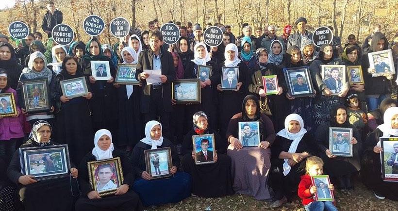 Roboskîli aileler:  İç güvenlik paketi katliamlara zemin yaratır