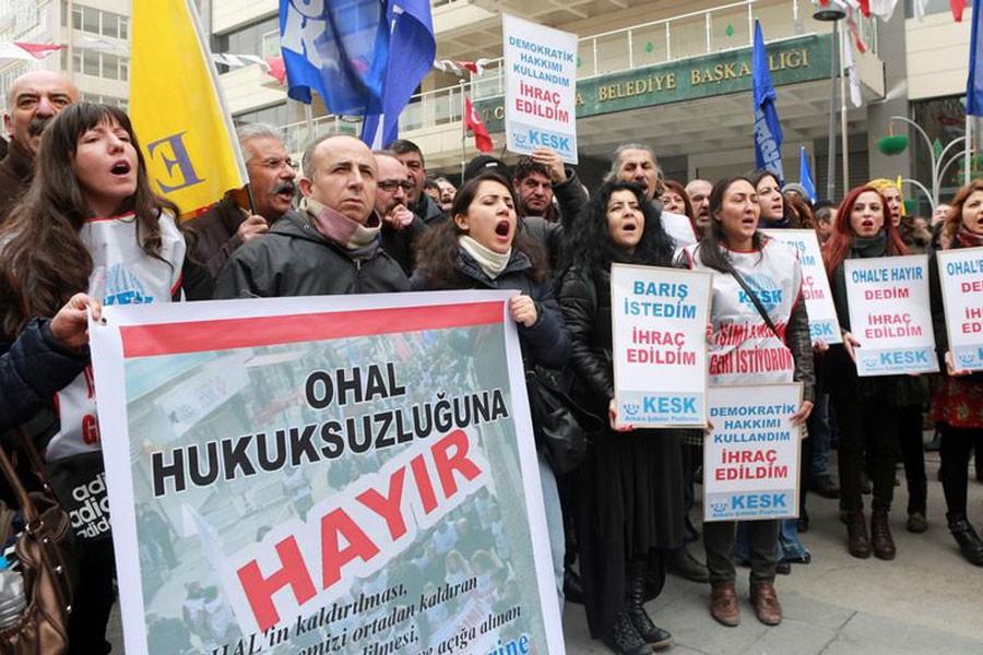 The new immunity decree is freeing purge attacks against civilians