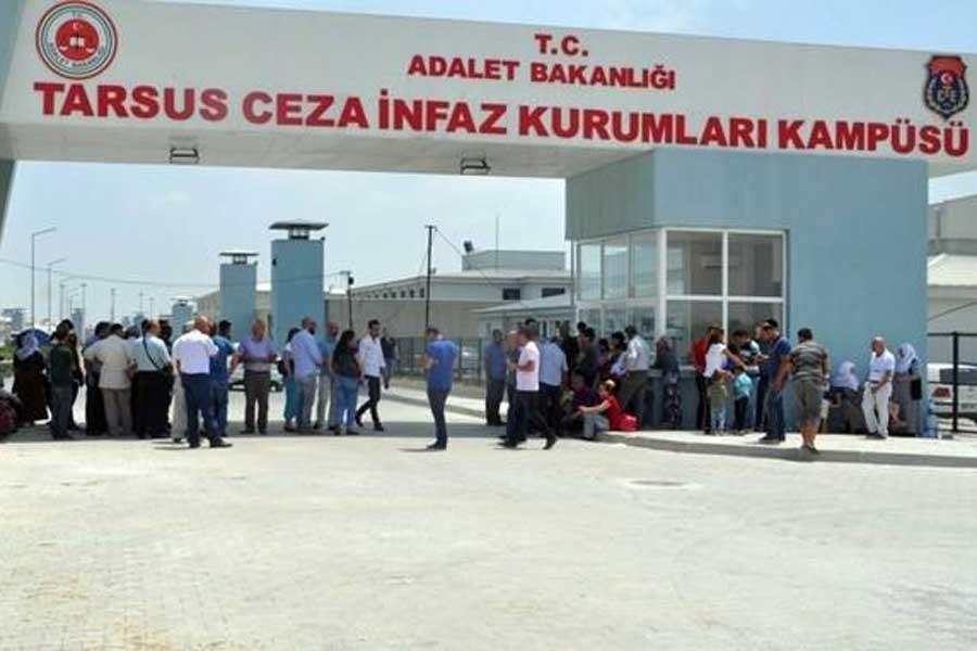 Hasta tutuklu disiplin cezaları nedeniyle tahliye edilmiyor