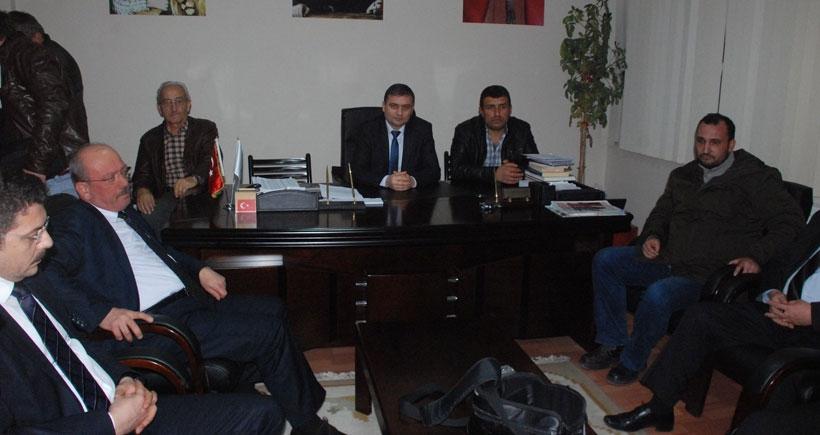 Alevi Kültür Dernekleri Şubesi'nden Ereğli Belediyesi'ne cemevi tepkisi