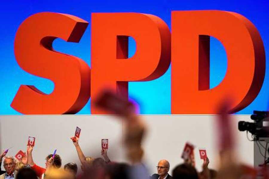 SPD koalisyon anlaşmasını oylama sürecini başlattı