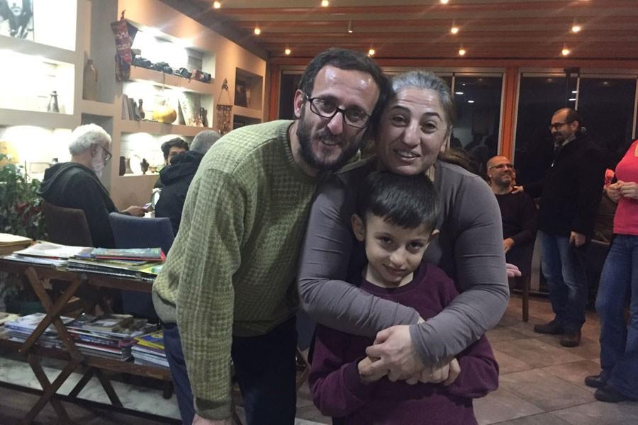 Nurcan Vayiç ve Cemil Aksu tahliye edildi