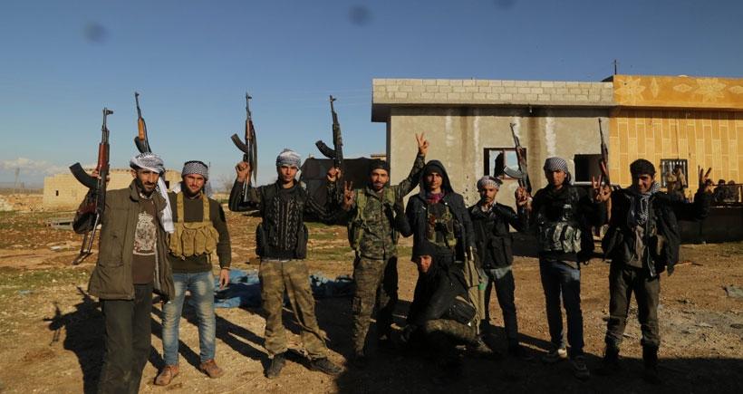 Kobanê'de 21 köy daha IŞİD'den temizlendi
