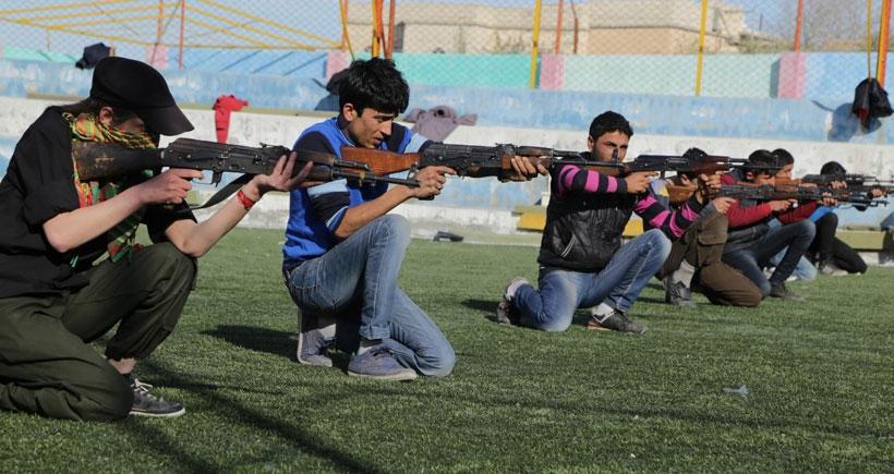 Kobanê'de yeni yaşamın temeli öz savunma