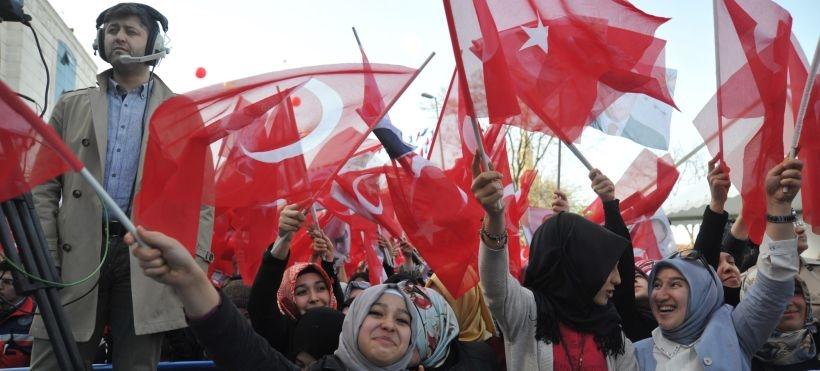 Erdoğan: 400 milletvekili şart!