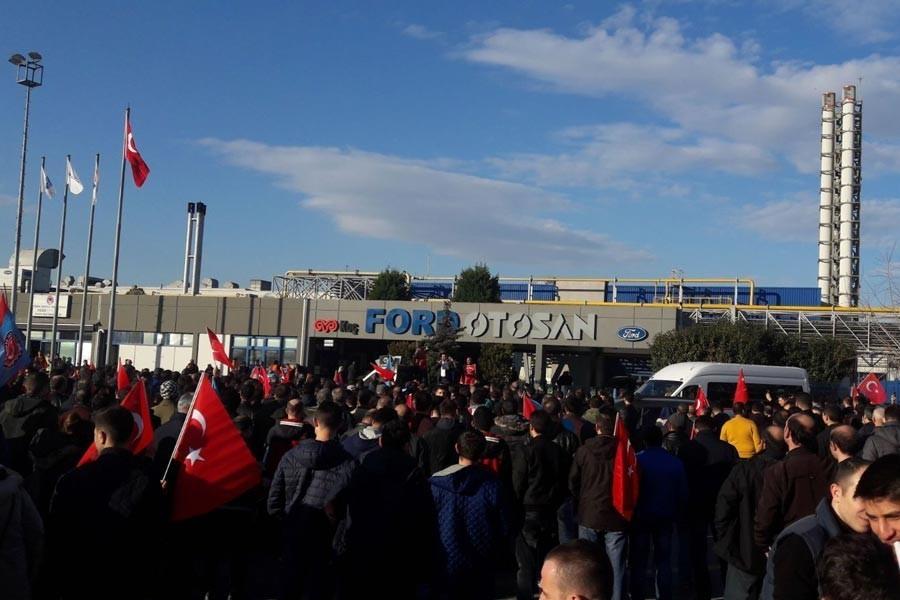 FORD'DA ÜCRET KESİNTİSİ
