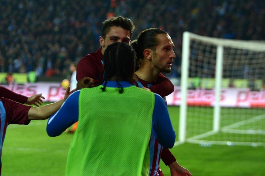 Trabzonspor, Bursaspor'u kendi evinde 1-0 yendi