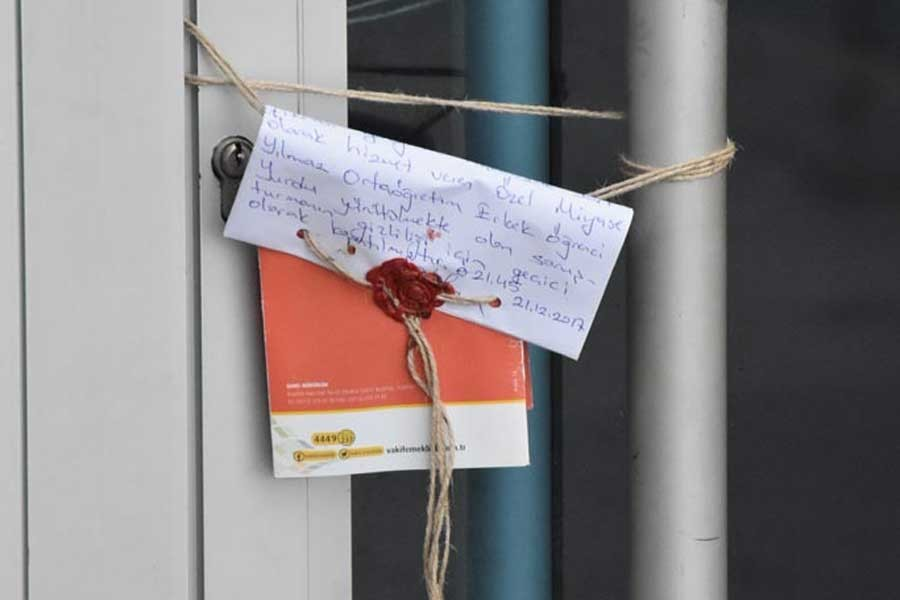Dikili'de istismarla gündeme gelen yurt mühürlendi