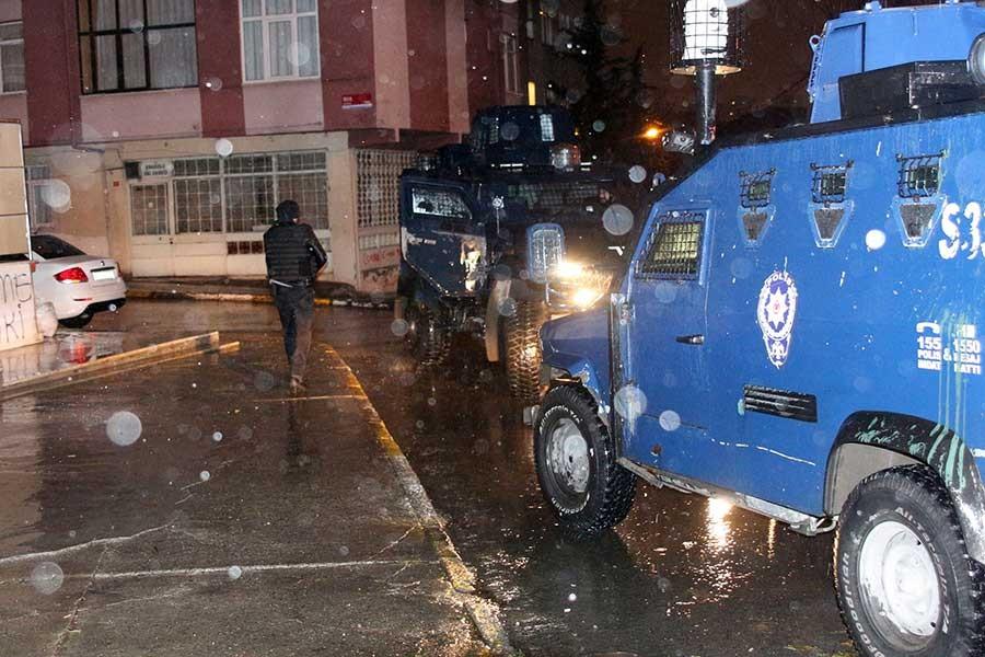 Ataşehir'de silahlı saldırı: 1 kişi ağır yaralı