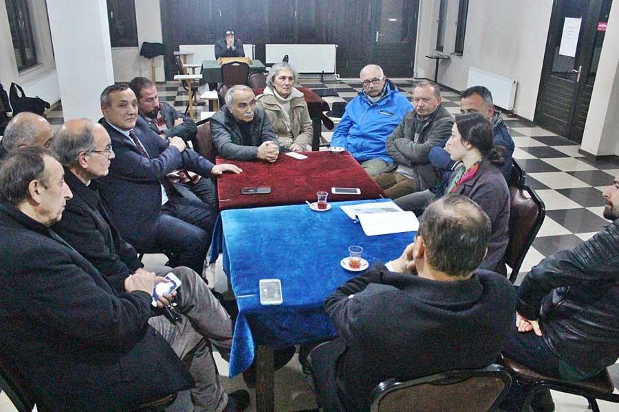 Durugöl'deki 'Özel proje alanları' bilgilendirme toplantısı