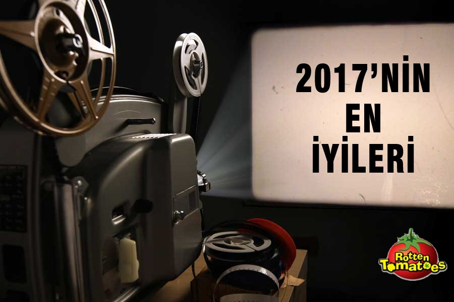 2017'nin en iyi 10 filmi