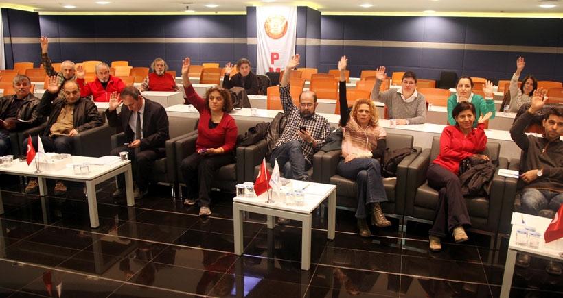 PMD'de başkan yine Göksel Bozkurt