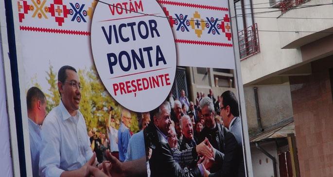 Romanya Cumhurbaşkanlığı seçimleri ikinci tura kaldı
