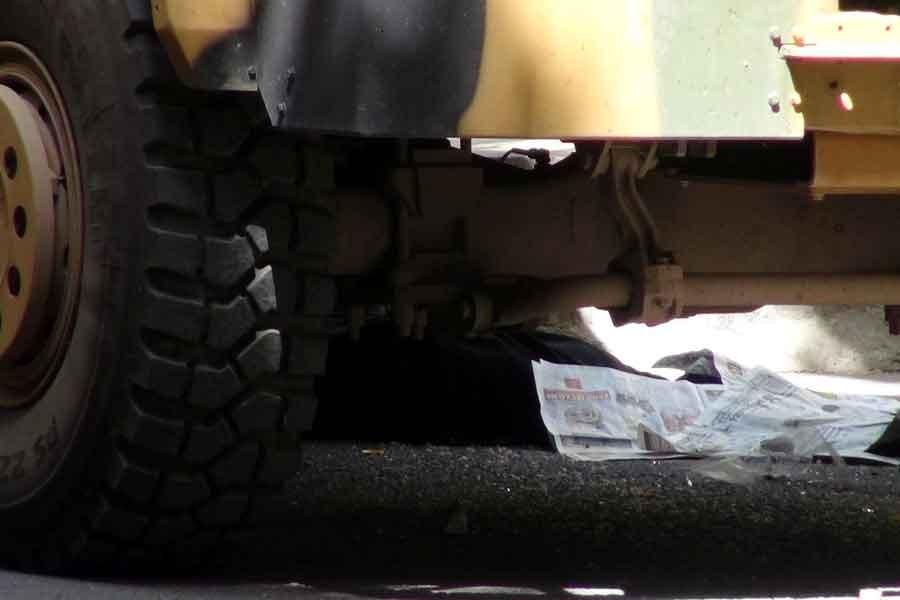 Zırhlı araçla kadını öldüren polise ödül gibi ceza