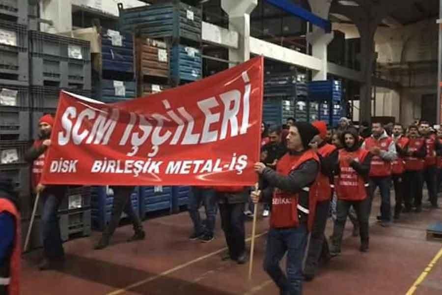 Birleşik Metal'den MESS dayatmalarına karşı cuma yürüyüşleri