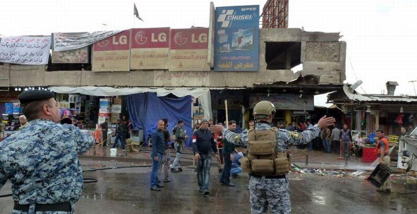 Bağdat'ta bombalı saldırılar: 37 ölü