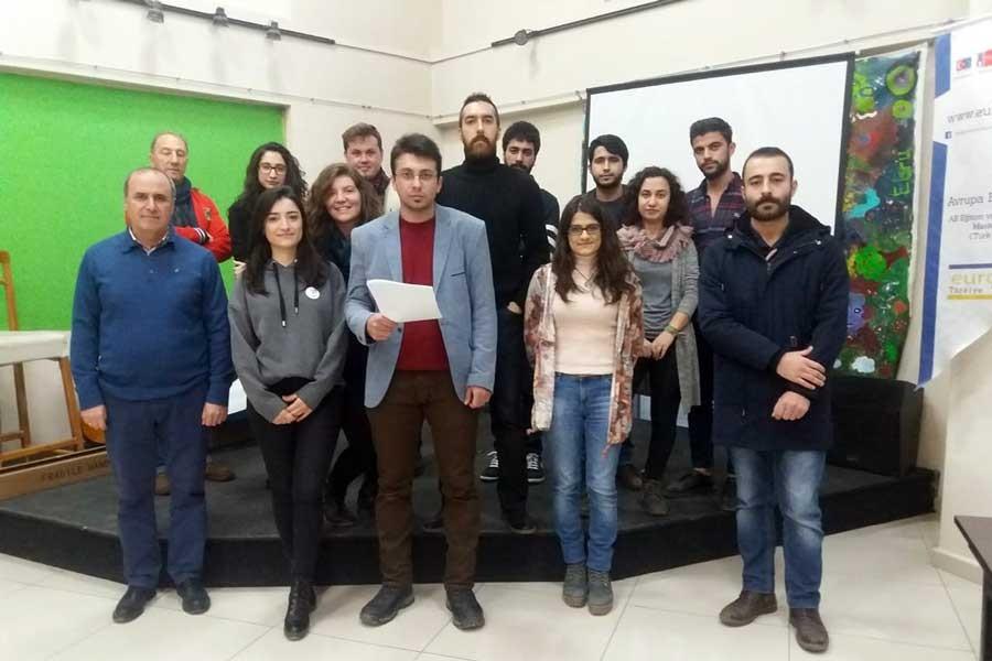 Eskişehir'de yaşayan gençler termik santral istemiyor