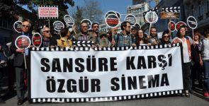 Sansüre karşı özgür sinema yürüyüşü: Bu daha fragman, film yeni başlıyor!