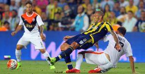 Fenerbahçe Shakhtar Donetsk maçı 0-0 berabere bitti