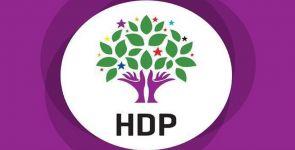 HDP seçim startı verdi