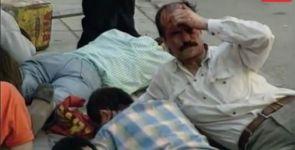 Emek Partisi'nin kapatılması protestosuna polis saldırısı AP arşivinde